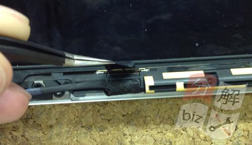 Macbook Pro Retina A1502 液晶交換方法16