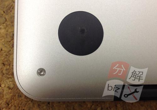 Macbook Pro Retina A1502 液晶交換方法2