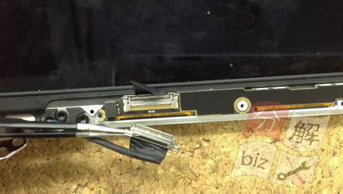 Macbook Pro Retina A1502 液晶交換方法20