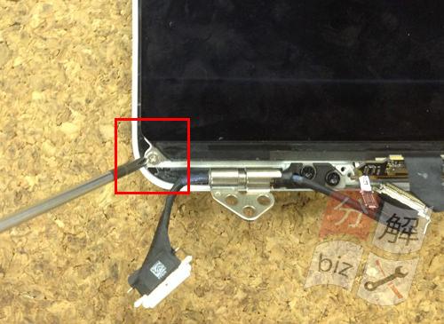Macbook Pro Retina A1502 液晶交換方法25