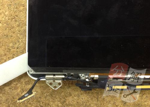Macbook Pro Retina A1502 液晶交換方法26
