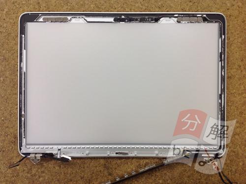 Macbook Pro Retina A1502 液晶交換方法28