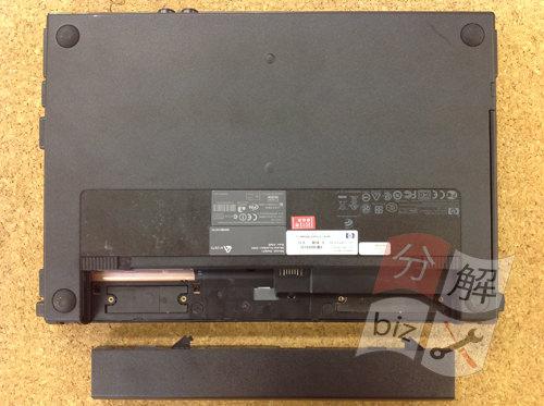 HP 4410t 分解方法2