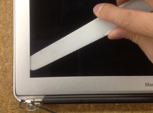 Macbook Air A1369(13インチ) 液晶パネル交換方法12