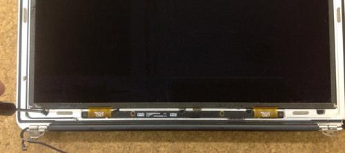Macbook Air A1369(13インチ) 液晶パネル交換方法15