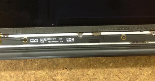 Macbook Air A1369(13インチ) 液晶パネル交換方法16