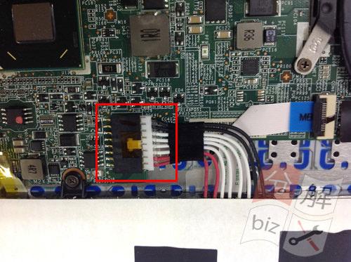 NEC VersaPro PC-VK18TGZEG 分解方法4