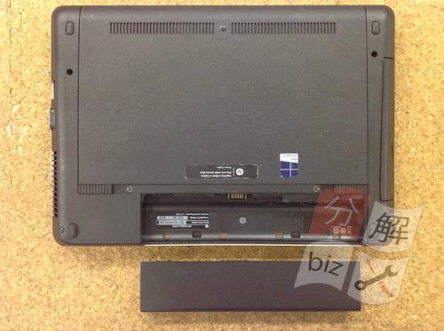 HP ProBook 4340s 分解方法2