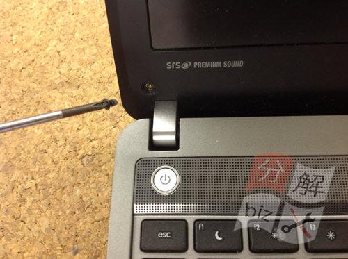 HP ProBook 4340s 分解方法4