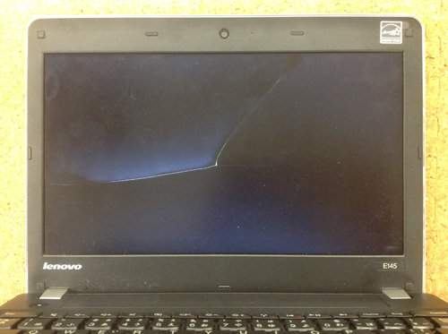 ThinkPad Edge E145 分解方法1