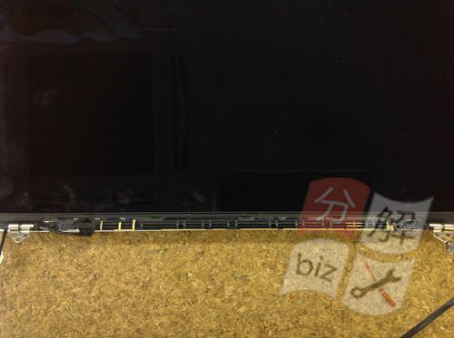 Macbook Pro Retina A1398 液晶交換方法17