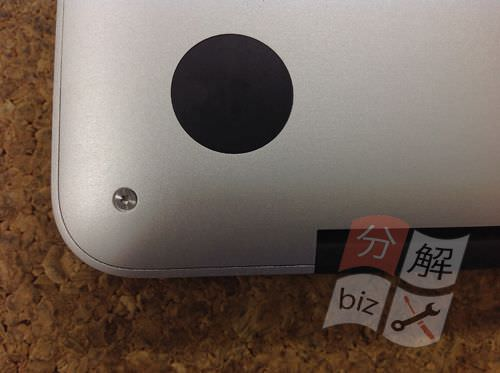 Macbook Pro Retina A1398 液晶交換方法2