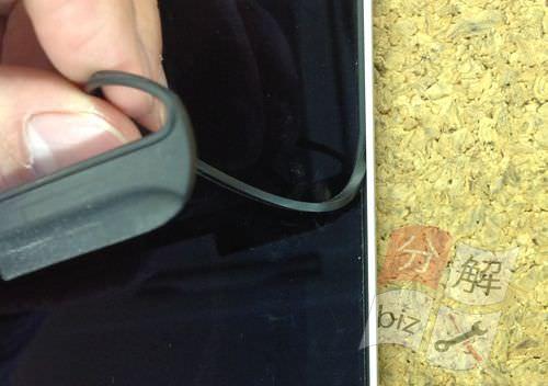 Macbook Pro Retina A1398 液晶交換方法25
