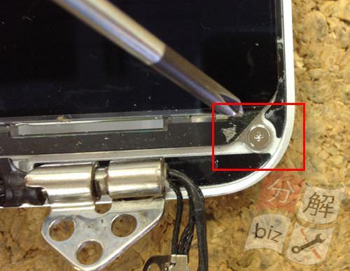 Macbook Pro Retina A1398 液晶交換方法26