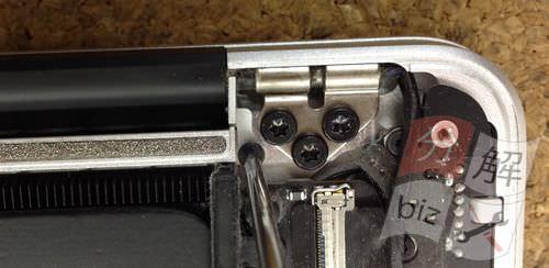 Macbook Pro Retina A1398 液晶交換方法6