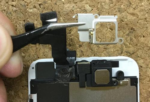 iPhoneSE 液晶交換.分解方法17