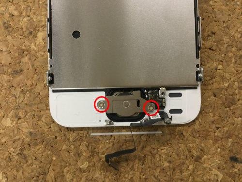 iPhoneSE 液晶交換.分解方法22