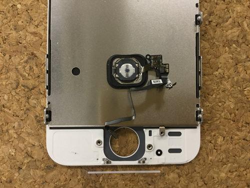 iPhoneSE 液晶交換.分解方法24