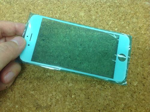 iphone 液晶再生方法8