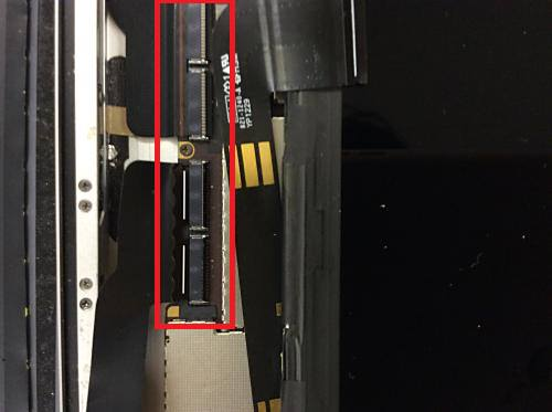 ipad2ドックコネクター交換7
