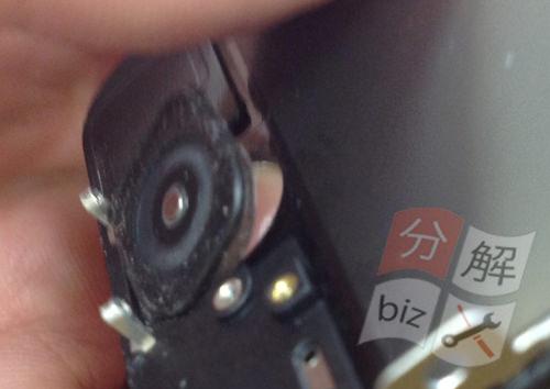 iphone5 液晶ガラス、パネル交換方法20