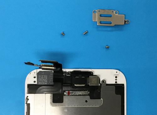 iphone6 カメラ分解方法2