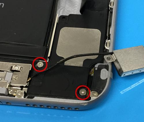 iphone6 plus 分解方法3