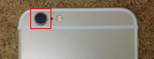 iphone6s リアカメラ交換分解方法1