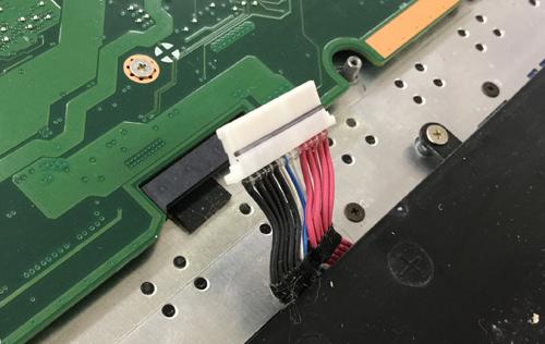 LX850/J 液晶修理 5