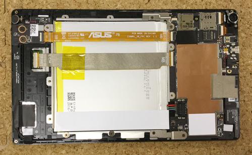 Z380KL 液晶修理 6