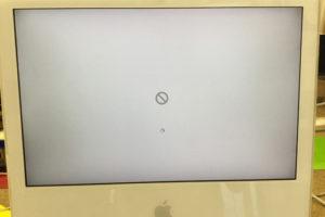 iMac 禁止マーク2