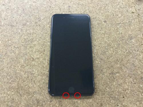 iPhone7Plus バッテリー交換3