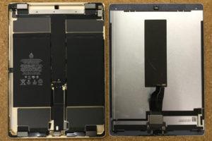 iPad Pro 12.9 液晶交換 15