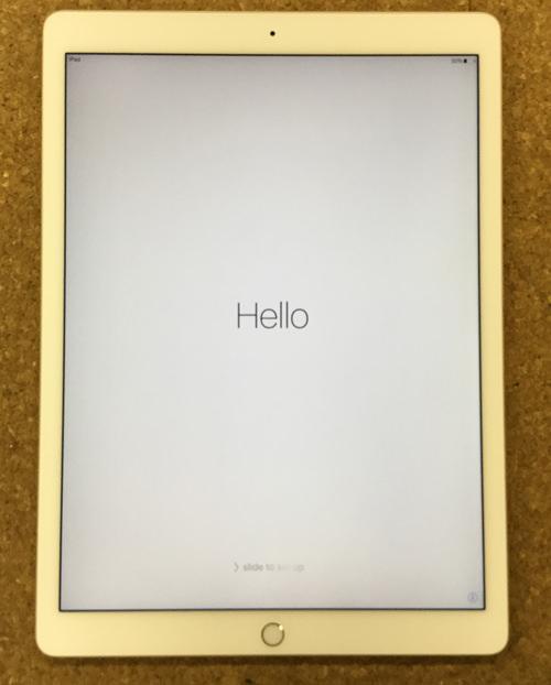iPad Pro 12.9 液晶交換 3