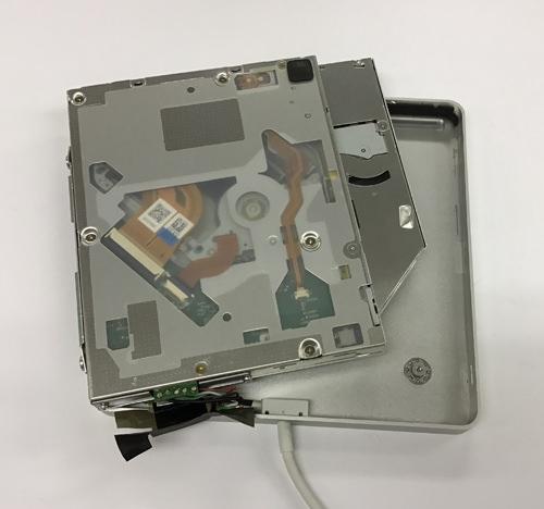 USBドライブ 分解11