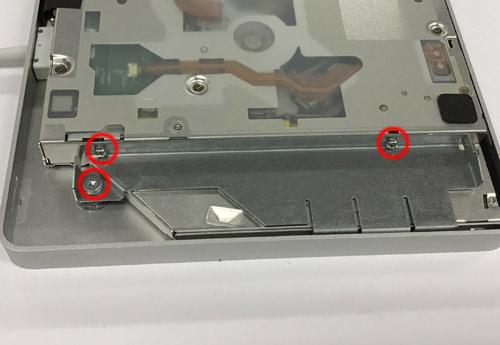 USBドライブ 分解7