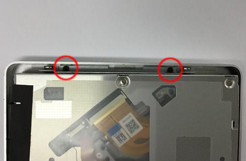 USBドライブ 分解8