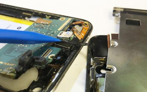 iPod touch 第4世代 液晶交換 13