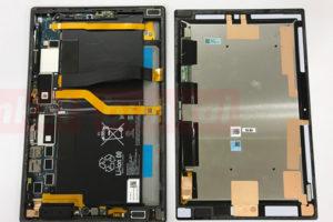 XPERIA Z2 SO-05F 液晶交換