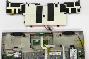 Lavie Z PC-LZ750JS バッテリー交換