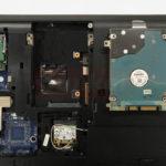 E530 ハードディスク交換