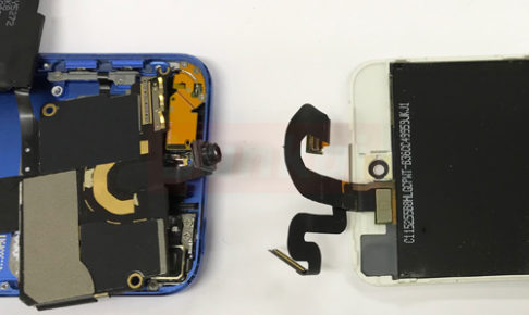 ipod touch 6 液晶交換