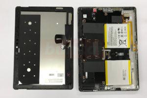 Surface Go 液晶交換
