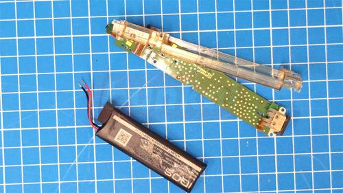 IQOS MULTI battery teardowns